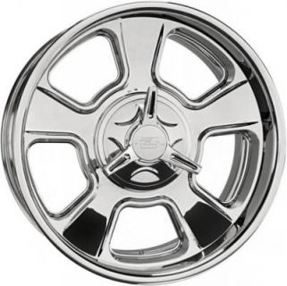 BILLET SPECIALTIES WHEELS  VINTAGE SERIES LEGACY 2 POLISHED RIM