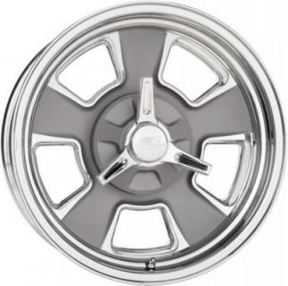 BILLET SPECIALTIES WHEELS  VINTAGE SERIES LEGACY GRAY RIM