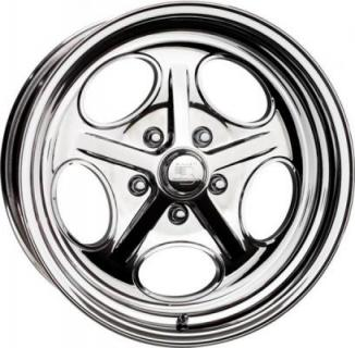 BILLET SPECIALTIES WHEELS  VINTAGE SERIES OUTLAW POLISHED RIM