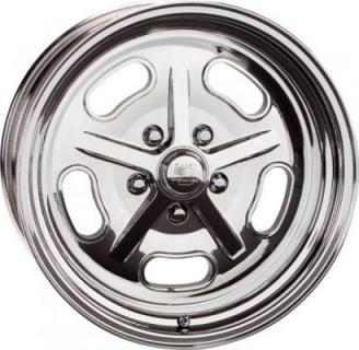 BILLET SPECIALTIES WHEELS  VINTAGE SERIES SANTA FE POLISHED RIM