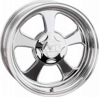 BILLET SPECIALTIES WHEELS  VINTEC SERIES VINTEC POLISHED RIM