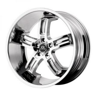 SPECIAL BUY WHEELS  LORENZO WHEELS WL026 CHROME