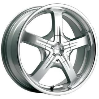 774MS RELIANT SILVER RIM from PACER WHEELS