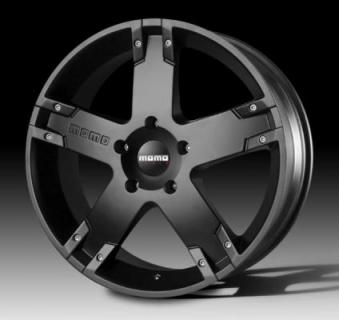 STORM G2 BLACK from MOMO WHEELS
