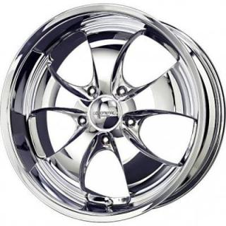 LIQUID METAL WHEELS  LITHIUM 5 CHROME RIM