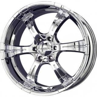 LIQUID METAL WHEELS  MAGMA CHROME RIM