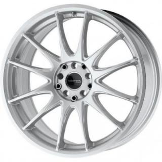 LIQUID METAL WHEELS  SPEEDSTER SILVER RIM