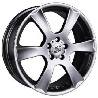 SPEEDY WHEELS  BOOST CHROME RIM