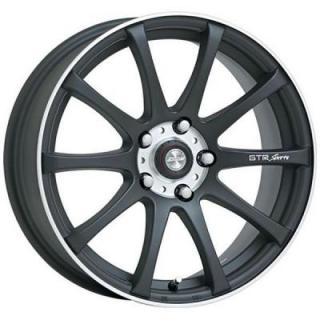 SPEEDY WHEELS  GTR SPORT BLACK RIM