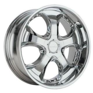 SPEEDY WHEELS  VICTORY CHROME RIM