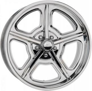 BILLET SPECIALTIES WHEELS  VINTAGE SERIES HERITAGE POLISHED RIM