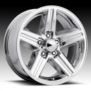 FACTORY REPRODUCTIONS WHEELS  CHEVY CAMARO IROC CHROME RIM