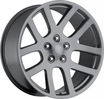 FACTORY REPRODUCTIONS WHEELS  DODGE RAM SRT10 STYLE 60 COMP GREY RIM