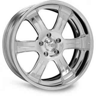 INTRO WHEELS  AUSSIE POLISHED RIM