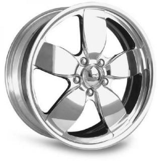 INTRO WHEELS  CRUISER POLISHED RIM