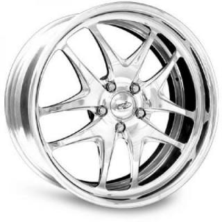 INTRO WHEELS  EMOTION POLISHED RIM