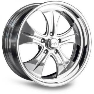INTRO WHEELS  HAMMER POLISHED RIM