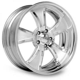INTRO WHEELS  MATRIX POLISHED RIM