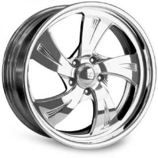 INTRO WHEELS  RADICALLI POLISHED RIM
