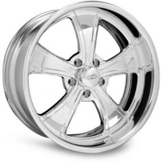 INTRO WHEELS  RAM POLISHED RIM