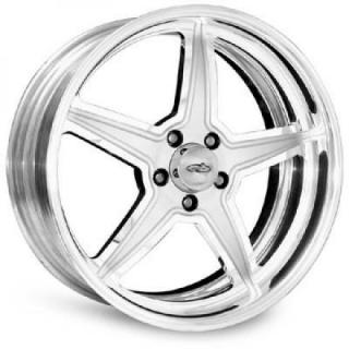 INTRO WHEELS  ROCKMAN POLISHED RIM