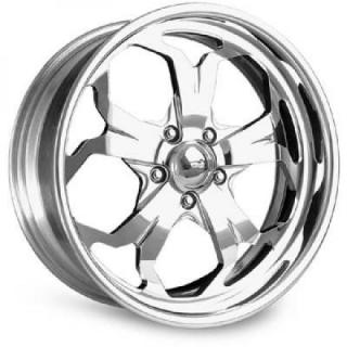 INTRO WHEELS  VIKING POLISHED RIM