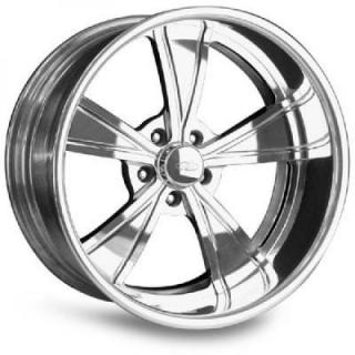 INTRO WHEELS  VISTA POLISHED RIM