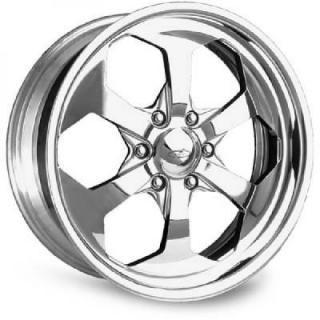 INTRO WHEELS  SPIKE POLISHED RIM