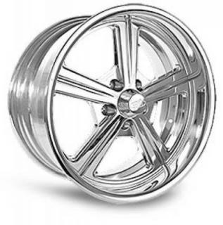 INTRO WHEELS  COLT POLISHED RIM