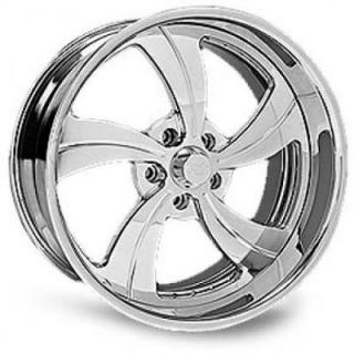 INTRO WHEELS  EZ POLISHED RIM