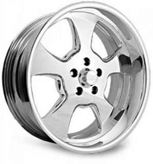 INTRO WHEELS  NEWSTALGIC POLISHED RIM