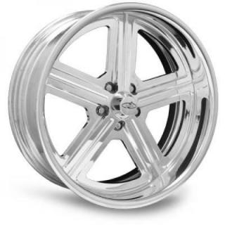 INTRO WHEELS  NITRO POLISHED RIM