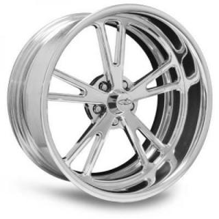 INTRO WHEELS  RETRO POLISHED RIM