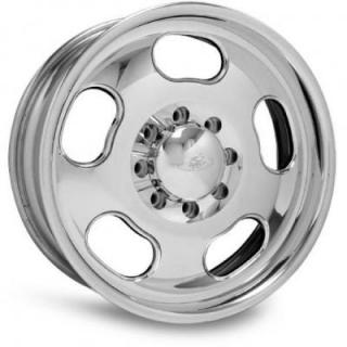 INTRO WHEELS  KIDNEY BEAN POLISHED RIM