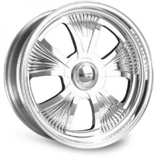 INTRO WHEELS  SEGSTER POLISHED RIM