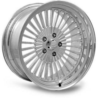 INTRO WHEELS  HURRICANE POLISHED RIM