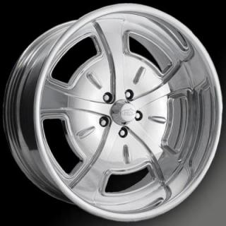 INTRO WHEELS  FLAGSTAFF POLISHED RIM