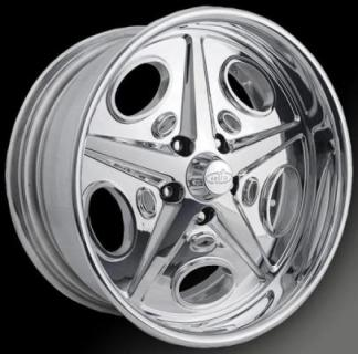 INTRO WHEELS  HOLBROOK POLISHED RIM