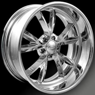 INTRO WHEELS  RIO POLISHED RIM