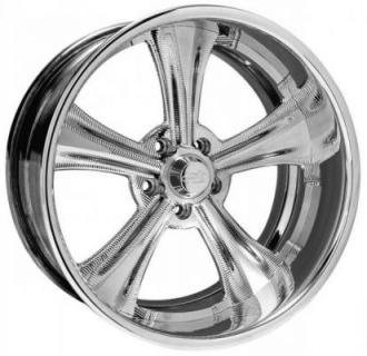 INTRO WHEELS  SEDONA POLISHED RIM