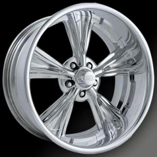 INTRO WHEELS  WHEELER POLISHED RIM