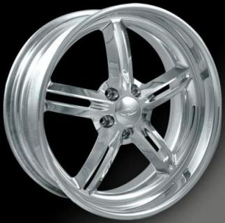 INTRO WHEELS  WILLIAMS POLISHED RIM