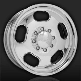 INTRO WHEELS  HD8 KIDNEY BEAN POLISHED RIM