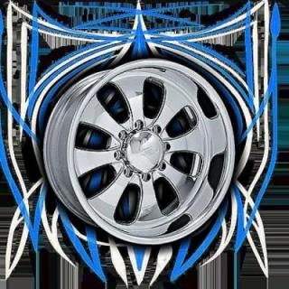 INTRO WHEELS  HD8 PENTIA POLISHED RIM