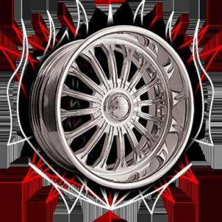 INTRO WHEELS  IMAGE POLISHED RIM