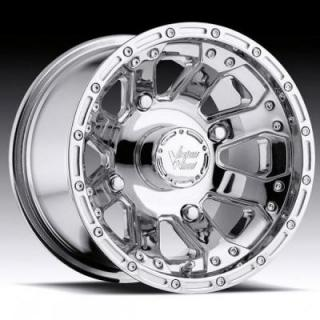 VISION WHEELS  OUTBACK 159 ATV CHROME RIM