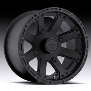VISION WHEELS  OUTBACK 159 ATV MATTE BLACK RIM