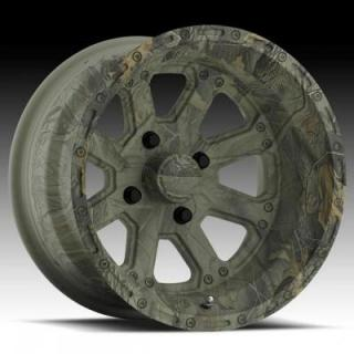 VISION WHEELS  OUTBACK 159 ATV REALTREE HARDWOOD CAMO RIM
