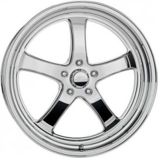 BILLET SPECIALTIES WHEELS  STREET SMART LINE ANTHEM POLISHED RIM