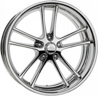 BILLET SPECIALTIES WHEELS  PROFILE COLLECTION VELOCITY POLISHED RIM